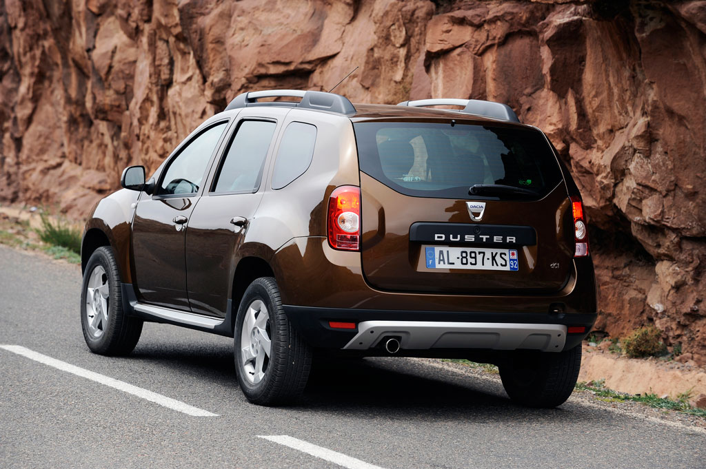 essai vid o dacia duster a va cartonner. Black Bedroom Furniture Sets. Home Design Ideas