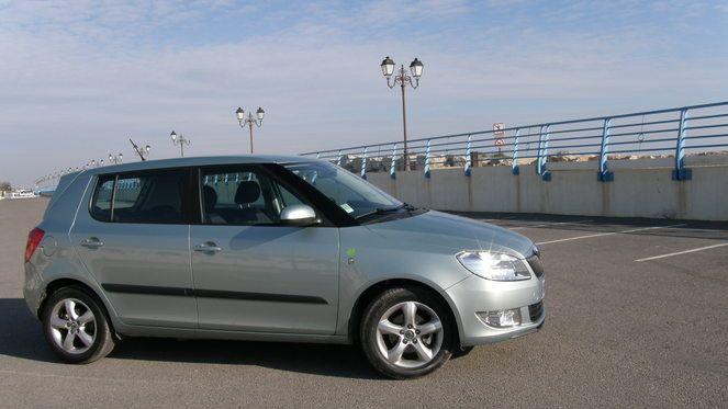 Essai gamme - Skoda GreenLine 2011 : moins de 5 l/100 km pour tous les modèles !