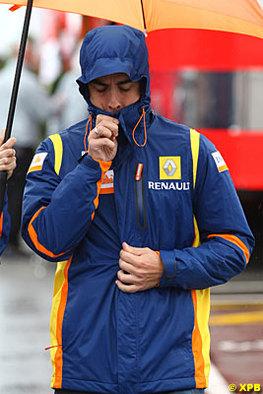 Formule 1 - Ferrari: Santander arrive en 2009