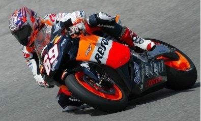 Moto GP: Hayden et Honda, ce n'est pas une question d'argent