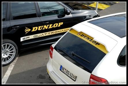 Exclusivité : Record de vitesse sur le Nürburgring en SUV, Caradisiac y était