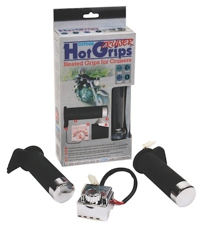 Oxford Hot Grips garde vos mains au chaud