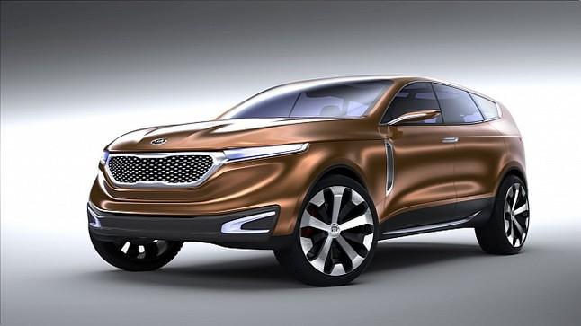 Concept Kia Cross GT : un SUV haut de gamme à venir ?