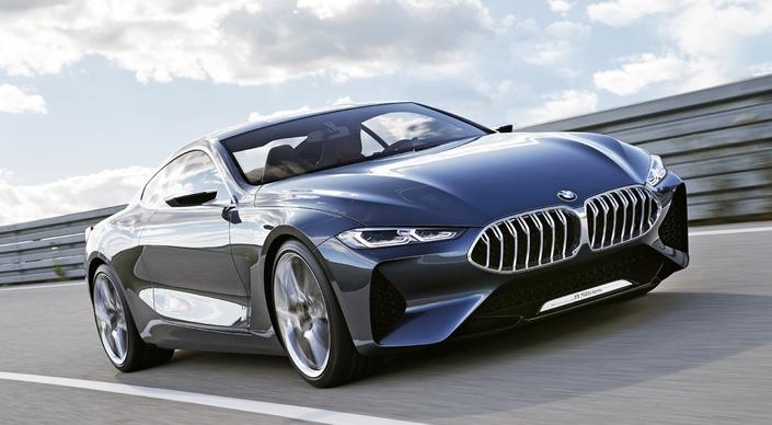 Nouveautés 2018 - Coupés –Alpine A110, BMW Série 8, Porsche 911 : la foire aux bolides
