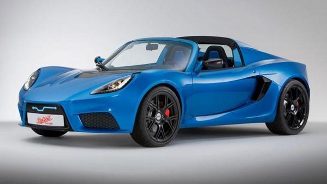 Detroit Electric produira sa SP:01 en Europe