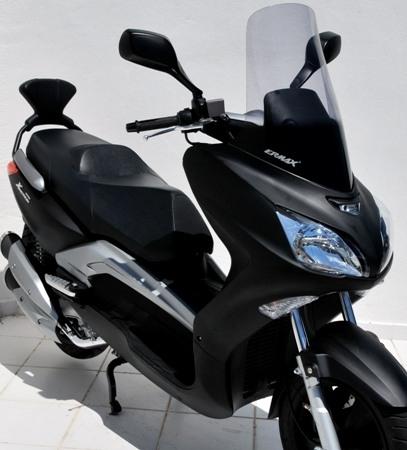 Ermax s'occupe du TGB X-Motion (125 et 250 cc).