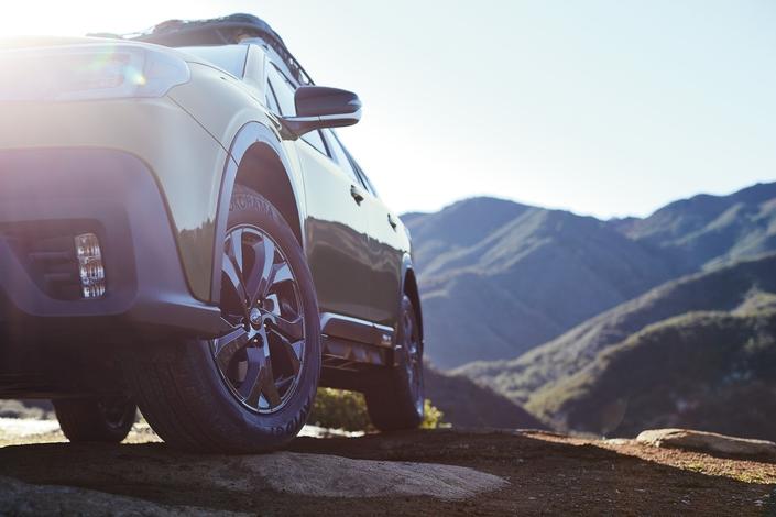 Subaru: le nouvel Outback en approche