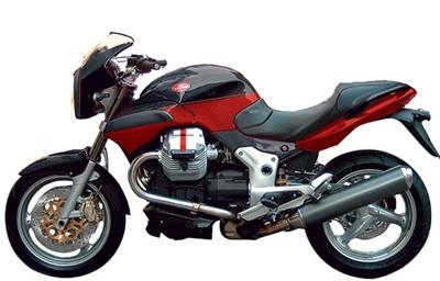 Encore plus de photos de la Guzzi 1200 Sport