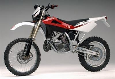 2007 Nouveaux modèles Husqvarna Motocross et d'Enduro
