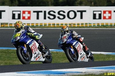 Moto GP - Malaisie: Yamaha commence fort