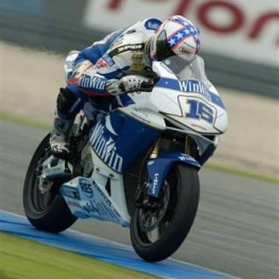 Supersport Magny Cours: D.1: Charpentier devant