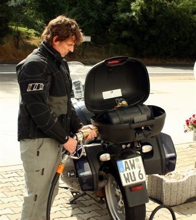 Wunderlich : mettre les gaz avec du gaz