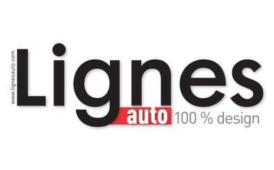 Magazine Design : LIGNESauto s'annonce sur le web