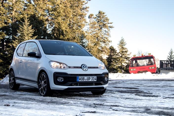 Essai vidéo - Volkswagen Up! GTI: la petite dernière