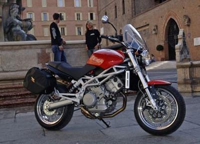 Moto Morini 9 1/2:  Ce n'est pas 1/2 roadster