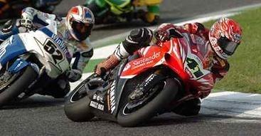 Superbike Magny Cours M.1: Les quatre fantastiques