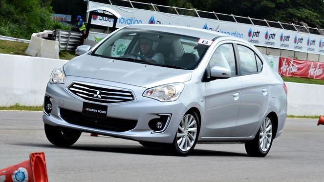 Mitsubishi va produire une auto pour Chrysler en Asie