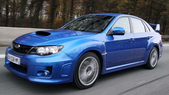 L'avis propriétaire du jour : s-nini nous parle de sa Subaru WRX STI S 2.5 300