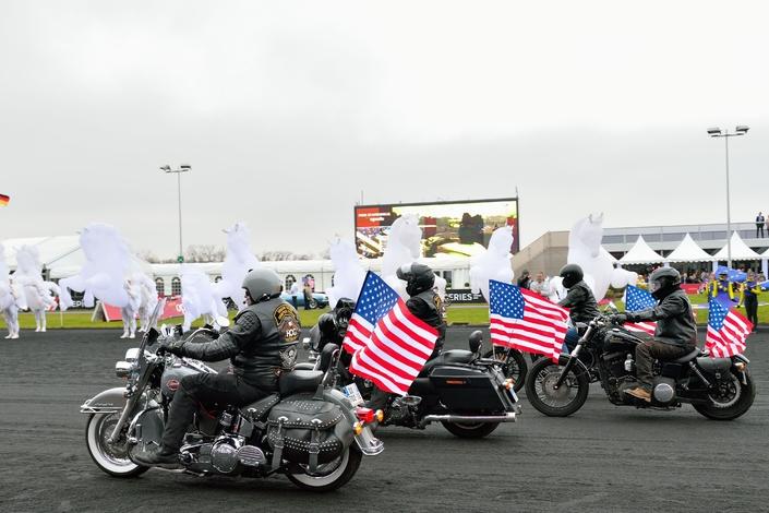 Harley-Davidson sera une nouvelle fois partenaire du Grand Prix d'Amérique fin janvier