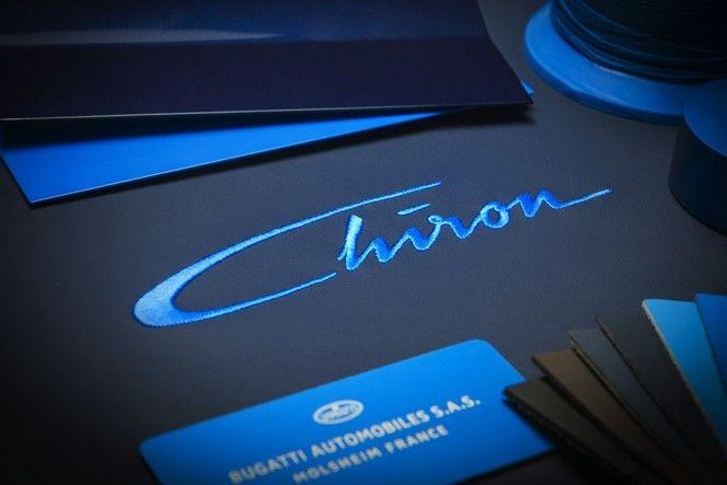 La Bugatti Chiron confirmée pour le salon de Genève