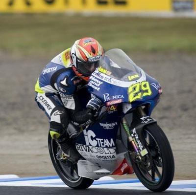 GP125 - Malaisie: Le ciel confirme la pole de Iannone
