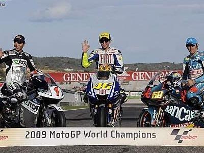 Moto GP: Pour solde de tout compte