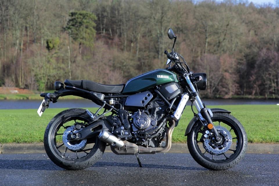 Essai Yamaha XSR 700 : une belle base de prépa'
