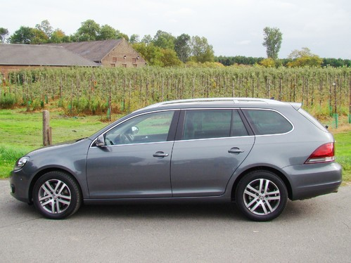 Essai - Volkswagen Golf SW 2.0 TDI 140 DSG6 : la Golf des familles