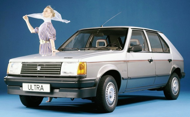 (J'aime de nuit) Talbot Horizon ou Renault 14?