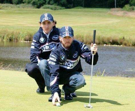Nick et Bobby font de la F1 ...