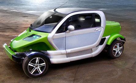 Des nouveaux véhicules électriques : les G1 et G2 de Global Green Cars