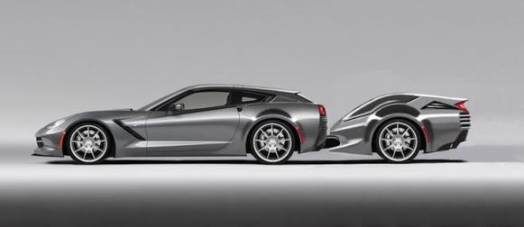 Callaway AeroWagonette: enfin une Corvette familiale!