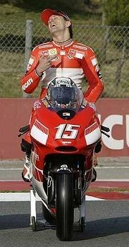 Moto GP: Carlo Pernat expose la règle de trois de Ducati