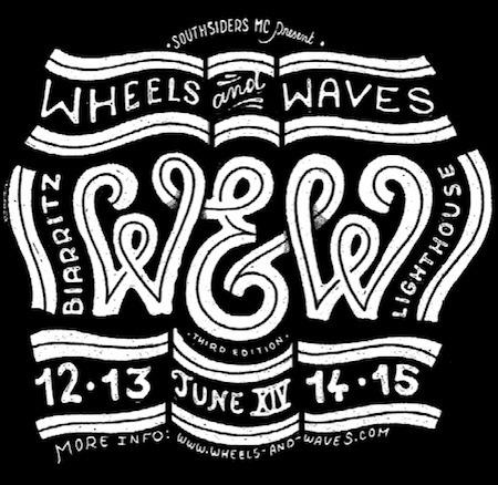 Ducati aux Wheels and Waves de Biarritz