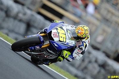 Moto GP - Malaisie: Rossi dominateur