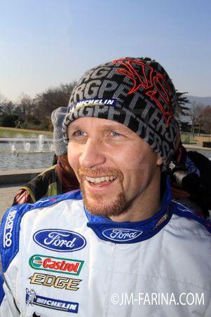 WRC : Petter Solberg sanctionné par la FIA pour avoir été flashé