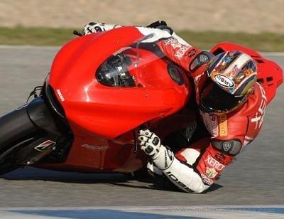 Moto GP - Ducati: Un junior team avec Kallio et Canepa chez Alice