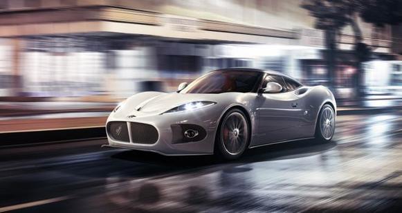 La Spyker B6 Venator bientôt en production