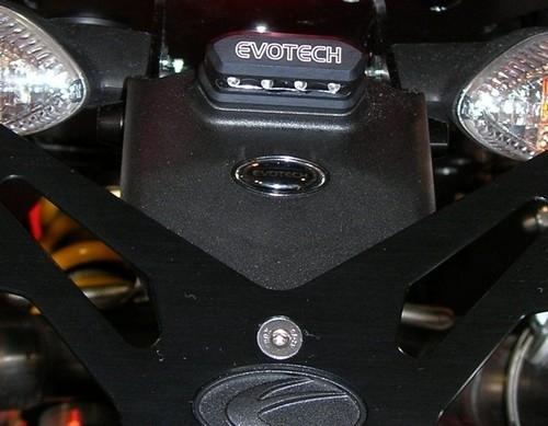 Salon de Milan 2009 en direct : il y a de technique chez Evotech.
