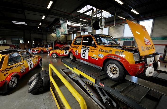 Rallye historique de Monte-Carlo : Renault engage quatre R5 Alpine