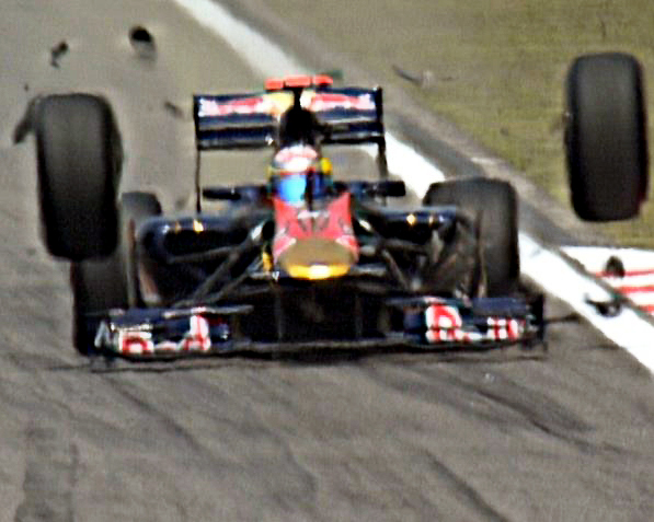 F1 Chine - Libres 1&2 : les moteurs Mercedes devant Renault, le Ferrari casse