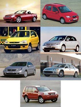 Les 140 véhicules les plus fiables du marché en 2005