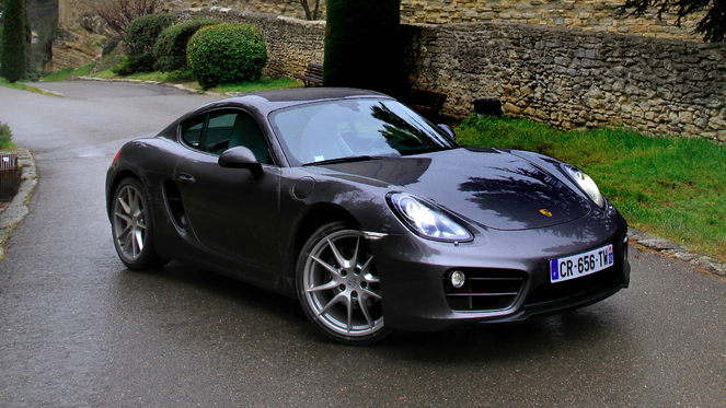 essai vid o porsche cayman et cayman s type 981 pr dateurs sang froid. Black Bedroom Furniture Sets. Home Design Ideas