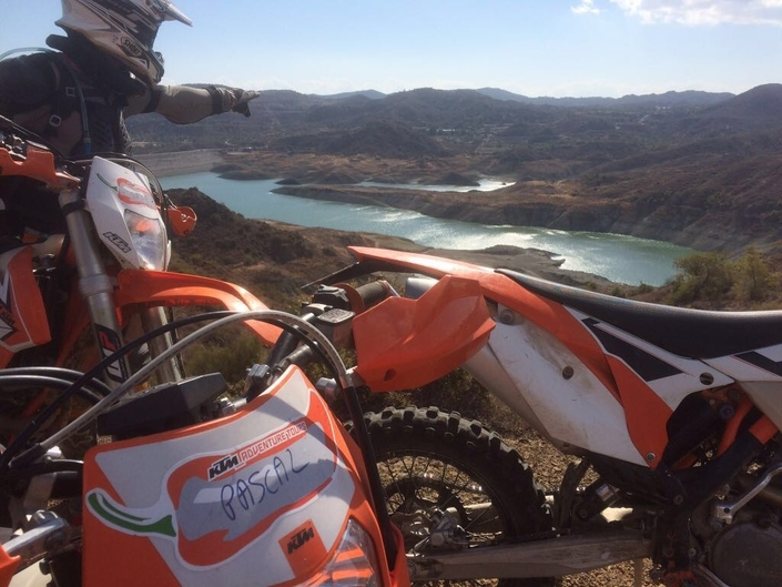 KTM Adventures tours: direction Chypre en février ou en mars