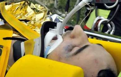 Rallye : Kubica grièvement blessé après un crash à haute vitesse (ajout vidéo)