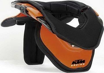 """KTM: """"Neck Brace"""", ça vaut le """"cou"""""""