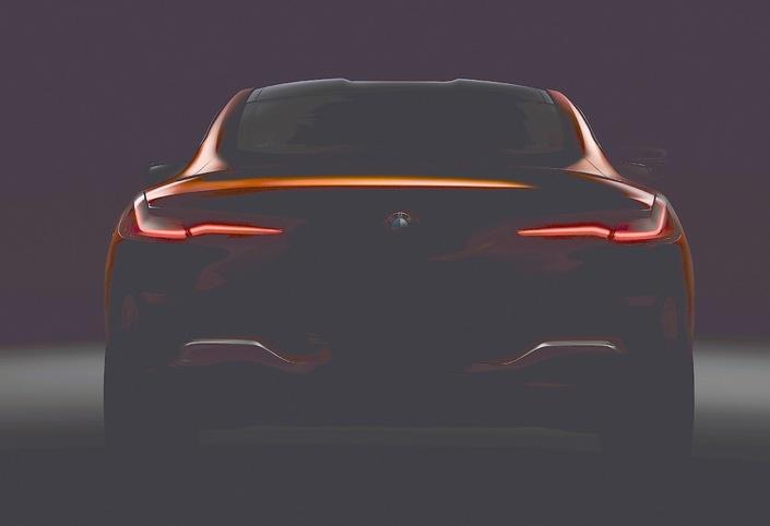 BMW tease la Série 8