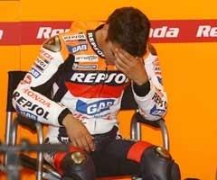 Moto GP Estoril: HRC, suicide mode d'emploi