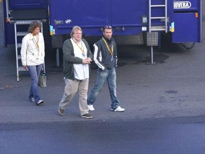 Superbike:  Quand Batta explique son contrat à Biaggi