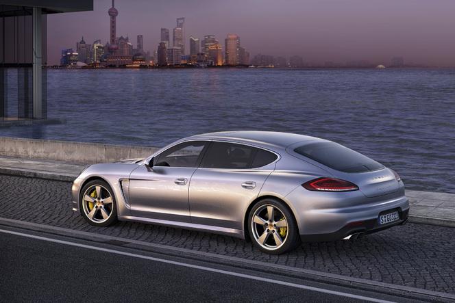 Porsche Panamera restylée : hybride, limousine et moins de V8 au programme